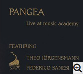 Pangea Live at Music Academy